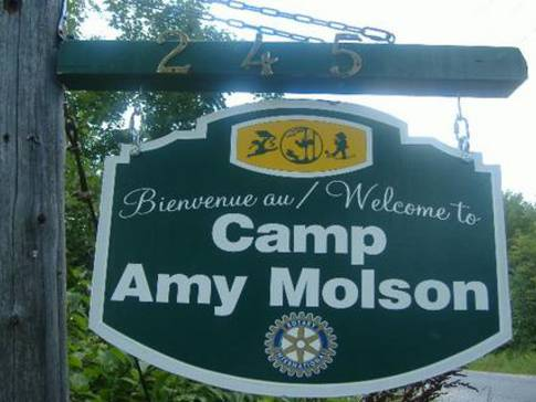Camp Amy Molson
