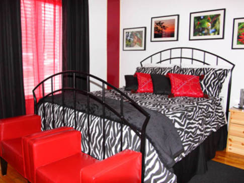 Chambre Rouge Passion