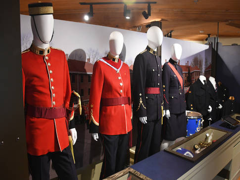 Exposition permanente - Collège militaire royal