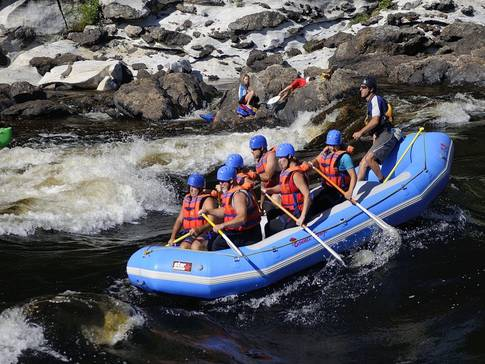 Bonnet Rouge Rafting