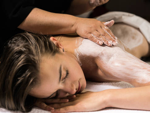 Soin corps -Moment Spa