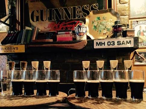 Car Bombs Irlandais