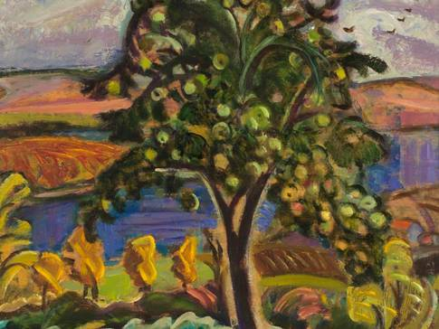 Apple tree - Anne Savage