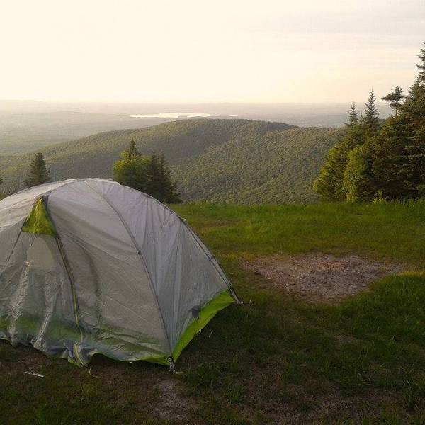 Camping Mont Sutton